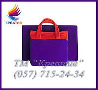 Плед флисовый в сумке из флиса с возможностью брендирования (от 30 шт.)