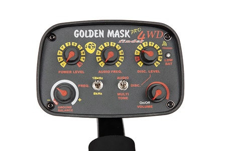 Golden Mask 4 WD Pro WS 105