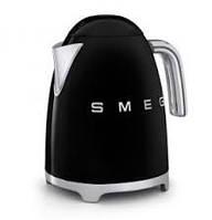 Черный чайник Smeg KLF03BLEU