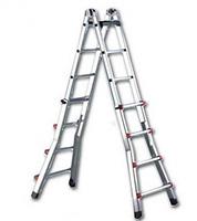 Телескопическая универсальная лестница SVELT SCALISSIMA 7+7 ступеней
