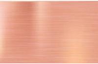 Металлическая пластина для сублимации, розовый металлик