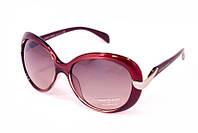 Стильные ободковые очки от солнца