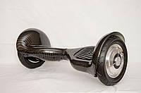 Гироскутер с 10 дюймовыми колесами черный Карбон