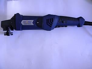 Угловая шлифмашина Wintech WAG-150N/1200, фото 2