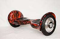Гироскутер с 10 дюймовыми колесами Пламя