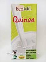 Молоко из киноа с сиропом агавы, ТМ EcoMil