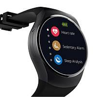 UWatch Умные часы Smart KW18 Black