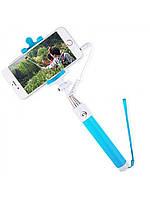 Селфи-монопод Yoobao Selfie stick bluetooth Blue