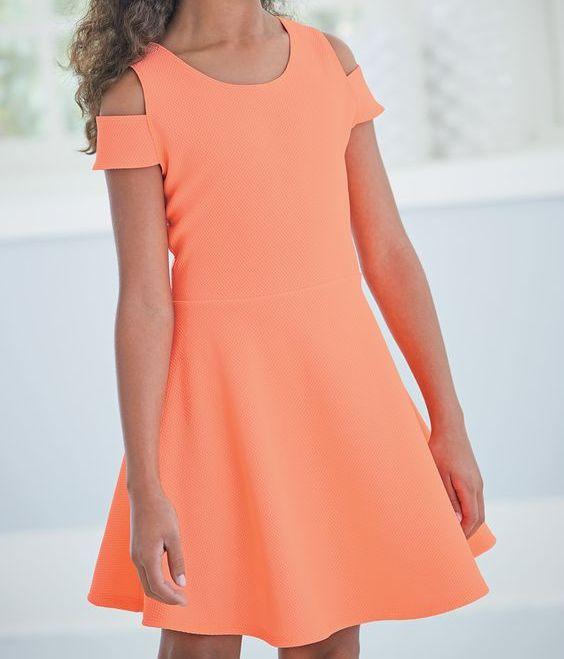 Подростковое платье Салли