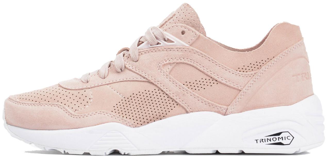 14faad0ed8bb Женские кроссовки Puma Trinomic R698 Soft Pack Pink - Интернет-магазин  обуви и одежды в