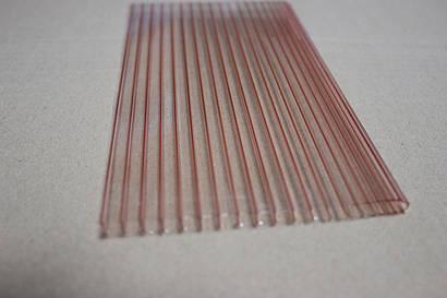Сотовый поликарбонат тепличный soteк 4 мм  (СОТЕК)