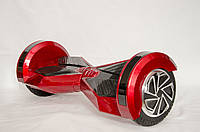 Гироскутер с 8 дюймовыми колесами Красный