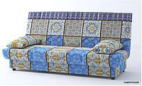 диван Ньюс Мавритания, ТМ Софино Боннель, 1100х2000х1100мм, Металл