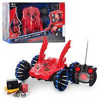 """Машинка на радиоуправлении """"Spider Man"""" (Человек Паук) арт. 66261"""