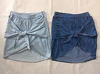 Джинсовые юбки для девочек Glo-Story 152-170 p.p., фото 1