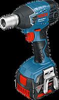 Bosch GDS 14,4 V-LI гайковерт ударный аккумуляторный (06019A1T06)