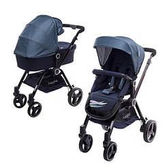 Универсальная коляска Babyhit. 2 в1 Cube - Blue