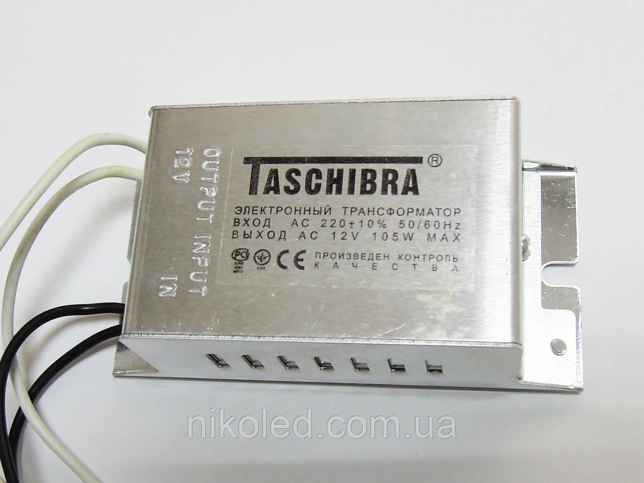 Блок живлення негерм 220VAC 12 перем 105W TASHIBRA