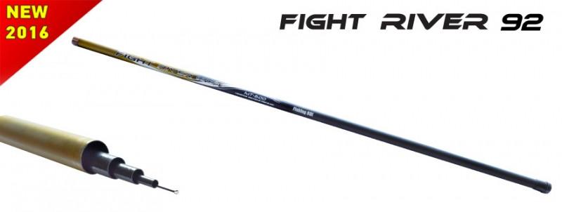 Удилище Fishing ROI Telepole 92 Fight Rive400