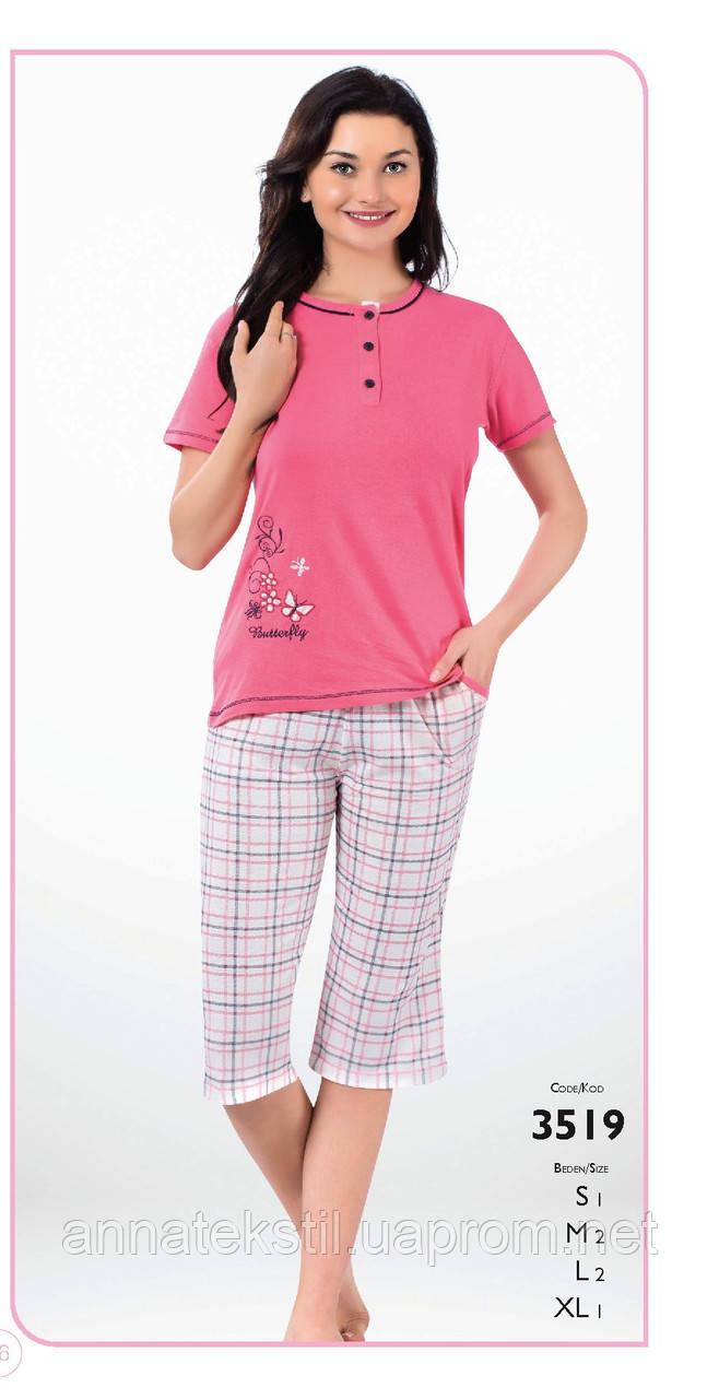 Пижама капри женская FAWN арт:3519