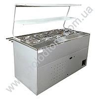 Мармит горячих блюд паровой МСЭ150 (1.5м)