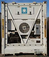 Рефрижераторный контейнер TermoKing 2000