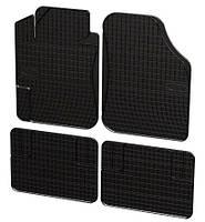 Ковры для авто универсальныеFrogum, комплект 4 шт., черные