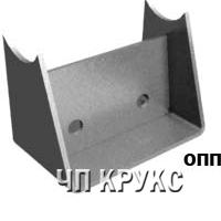 Опоры трубопроводов подвижные тип ОПП1, ОПП2