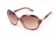 Брендовые очки  с затемненными стеклами