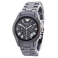 Наручные часы Emporio Armani AR1400 Black-Silver