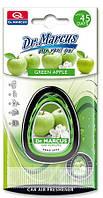 Освежитель воздуха автомобильный Dr. Marcus Car Vent Gel Green Apple 10 мл