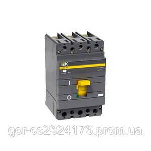 Автоматический выключатель ВА88-35  3Р  100А  35кА IEK