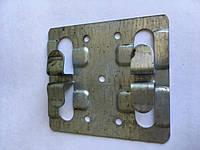 Кляммер под керамогранит из нержавейки 1,2 мм
