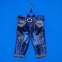 Детские джинсовые шорты для девочки 1-5 лет, Детские шорты для девочек джинсовые