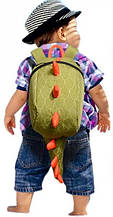 Детский рюкзак Дракон рюкзак дитячий