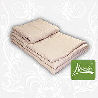 Комплект шерсть (одеяло+подушка) 90х120 цв. Бежевый