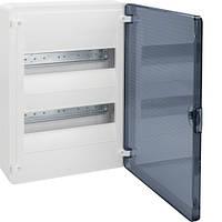 Щит з/у з прозорими дверцятами 24 мод. COSMOS (VD212TD)