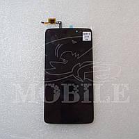 Модуль ALCATEL 6045I One Touch Idol 3 black