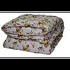 """Одеяло """"Сиеста"""", бязь, силикон 320 г/м2, евро 200х210"""