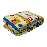 Одеяло силикон полиэстер 160 г/м2, 2,0 172 х 205 цв. лето