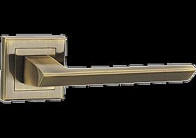 PUNTO Ручка раздельная квадрат BLADE QL AB/SG-6