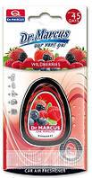 Освежитель воздуха автомобильный Dr. Marcus Car Vent Gel Wild Berries 10 мл