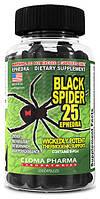 Cloma Pharma Black Spider 25 Ephedra (100 caps)