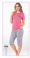 Пижама капри женская FAWN арт:3528