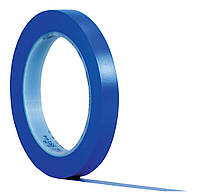 3М 471 Контурная эластичная лента ПВХ односторонняя 6мм х 33м, синяя