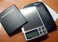 Весы 2000г - 0,1г электронные, карманные, ювелирные профессиональные