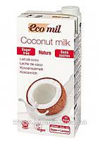 Молоко кокосовое без сахара, ТМ EcoMil