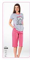 Пижама капри женская FAWN арт:3508