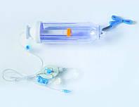 Помпа микроинфузионная одноразовая, c болюсом; со скоростью потока 4/ 6/ 8/ 10 мл/ч; 100 мл