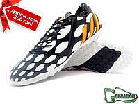Сороконожки Adidas Predator (многошиповки, адидас, предатор) купить с Гарантией